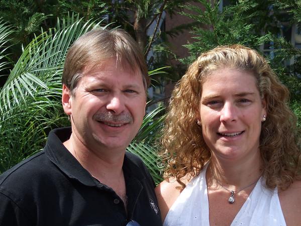 Doug & Julie's Engagement Party - June 2006