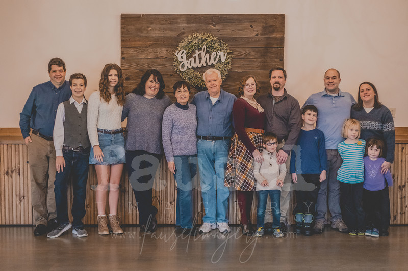 Extended Family - Brown - 2019