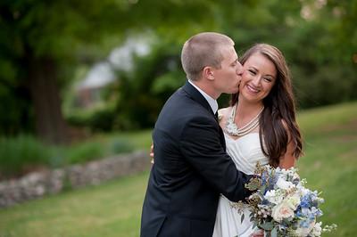 Rachel & Terry's wedding