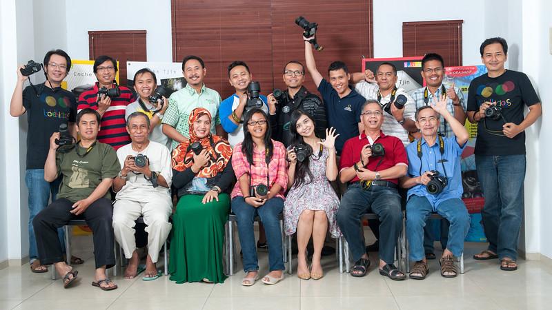Kupas Tuntas Nikon - Minggu, 21 Juli 2013 pukul 13.00-17.30 WIB - angkatan ke-25