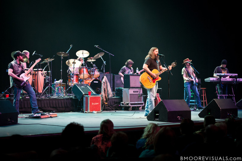 """Jamey Johnson perfroms on November 6, 2010 in support of """"The Guitar Song"""" at Ruth Eckerd Hall in Clearwater, Florida"""