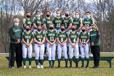 2021-04-12 OHCHS Varsity Softball Team Photos