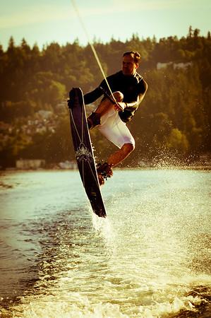 Wakeboarding June 27, 2012