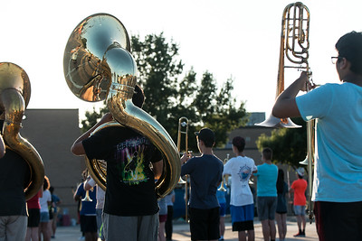 Band Summer Camp 7/31/18