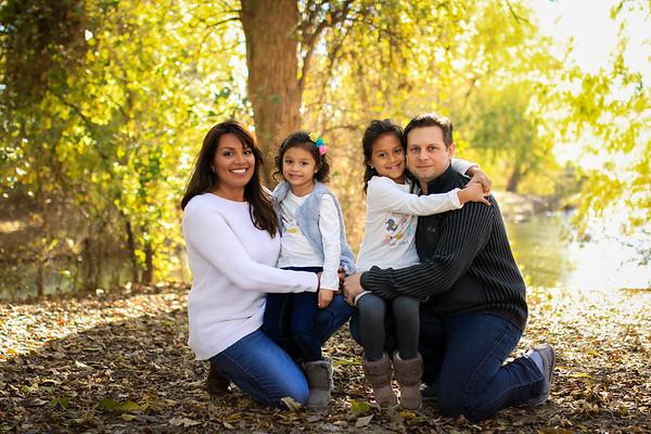 The Martinez-Giddens Family