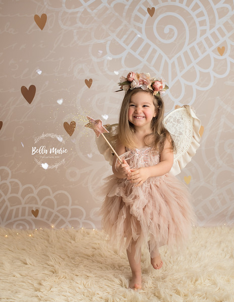 Riley's Sweet Valentine Session