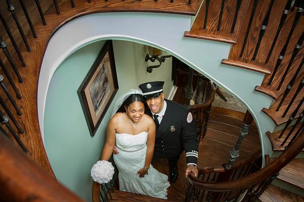 Vanesee Hutcins Wedding Photos