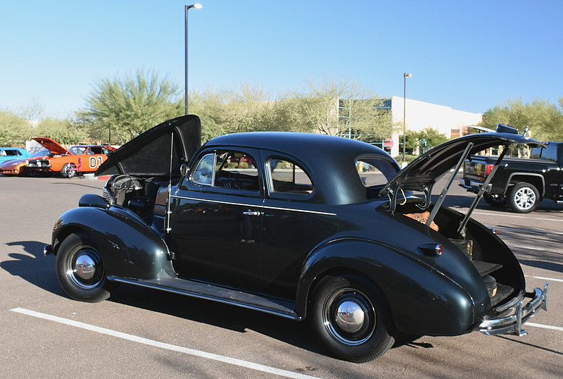 Chevrolet 1939 Master Deluxe Business Coupe rr lf.JPG