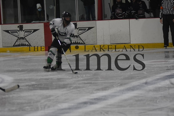 Northern Edge Hockey vs. Central Wisconsin January 18, 2021