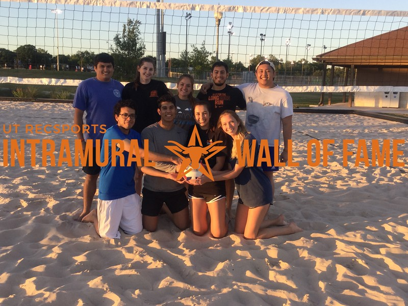 Spring 2017 Sand Volleyball Coed A Champ_Sandy Mammoths