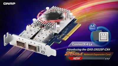 QXG-25G2SF-CX4