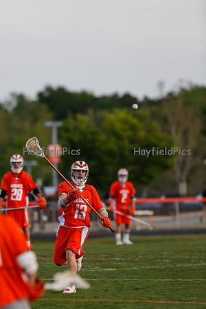 Boys Lacrosse Mount Vernon 5/3/13