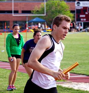 Trinity Alumni Track Meet