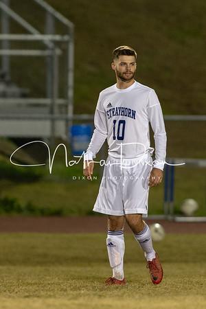 {18-19 Soccer} Strayhorn at Byhalia Boys