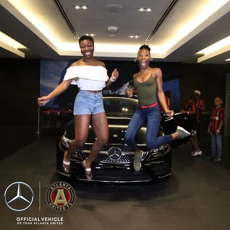 Mercedes-Benz x Atlanta United 8/3 - Atlanta, GA