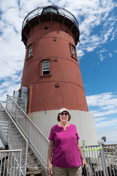 Louise by the Lighthouse