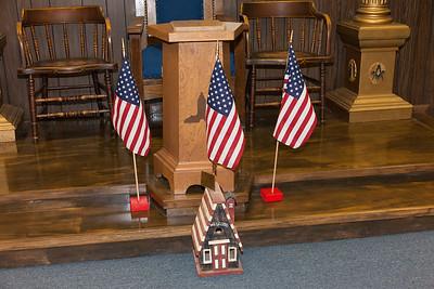 Nancy Parker Gr Marshal Honor Day - 1-31-15