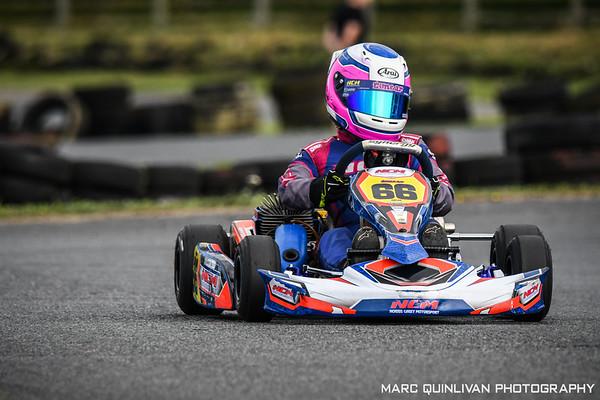 Leinster Karting Club - 2019 Summer Championship August Test Day - Éimear Carey