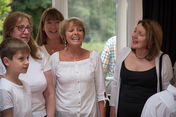 Sally 60th Birthday Party