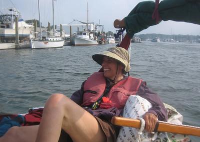 Sailing with Shemaya