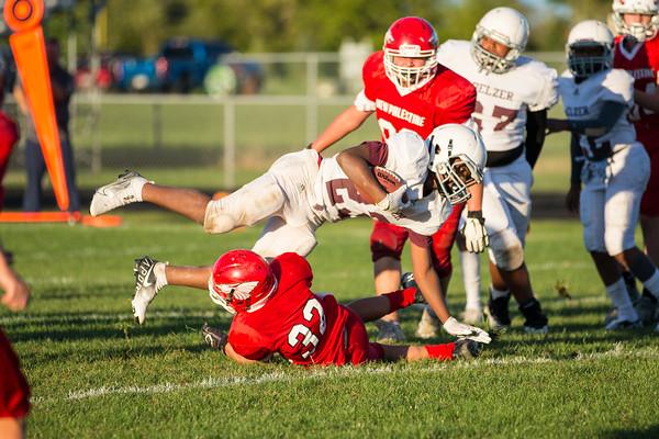 09-23-2021 Belzer 7th Grade Football