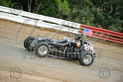 Coos Bay Speedway - Dirt Oval - July 3, 2010