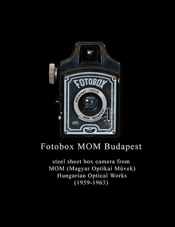 Fotobox MOM Budapest (1959-1963)
