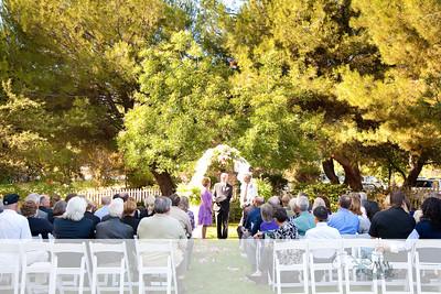 Carol and Bill Wedding