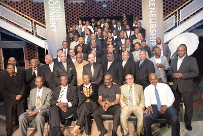 Nu Delta Chapter's 40th Anniversary Banquet