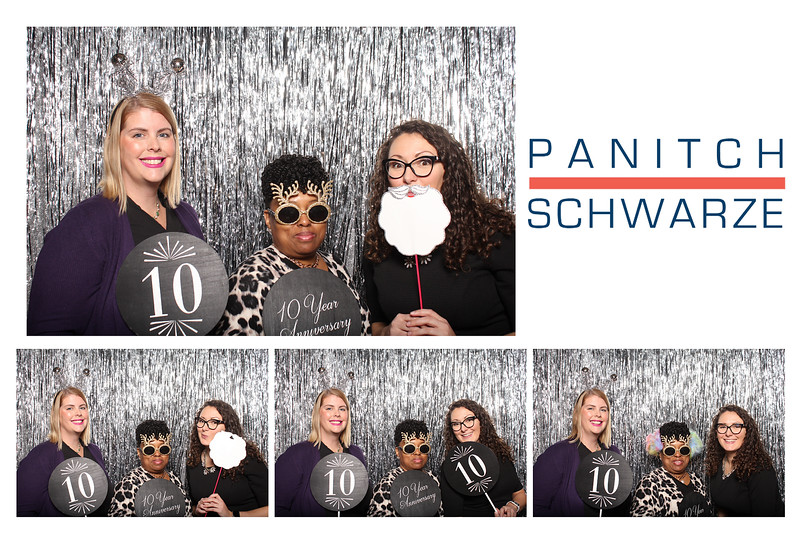 Panitch Law Holiday Party 2018