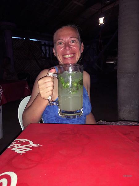 Das Wochenendangebot - 1 Liter Mojito The weekend offer – 1 liter (33,8 oz) Mojito