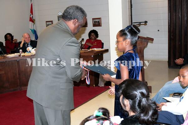 Pine Bluff Schools Awards