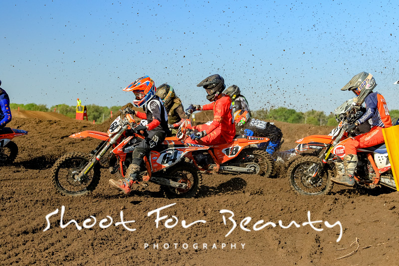 Rider Plate 6 - Saturday Race