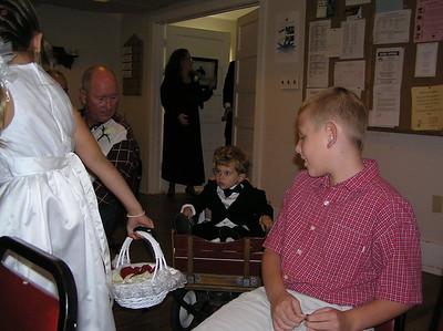 04  August 21  Marsha Easley's Wedding
