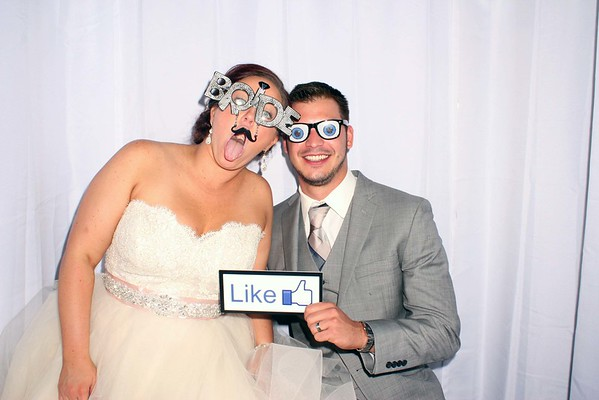 Cooper Kranz Wedding Photobooth