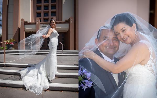 Ceci and Hugo Wedding