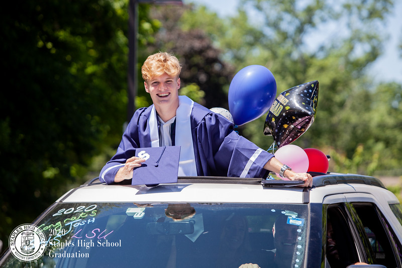 Dylan Goodman Photography - Staples High School Graduation 2020-334.jpg