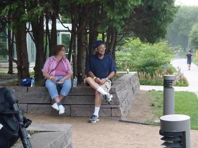 Sculpture Garden: July 28, 2012