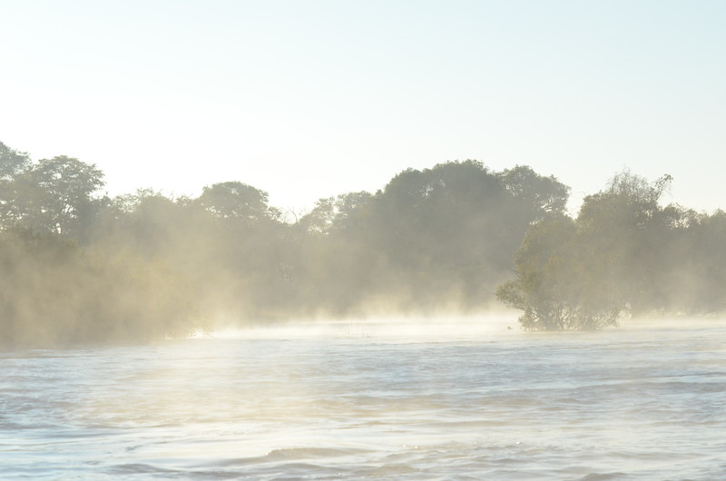 148 - Morning Mist - Zambia - Anne Davis