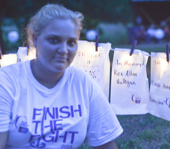 Relay for Life in Marlow