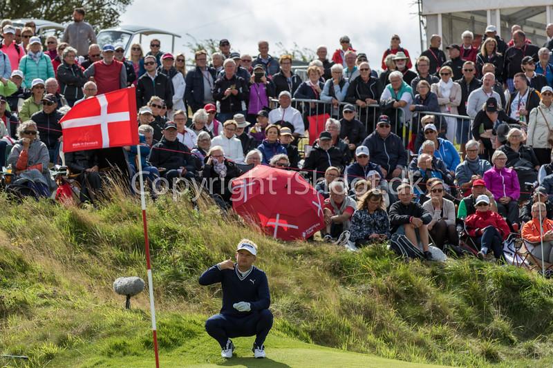 Made in Denmark part IV (4), day 3 European Challenge Tour.