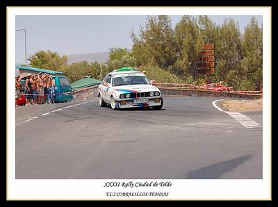 Rally Ciudad de Telde XXXII Edición - T.C.2 Corralillos Temisas