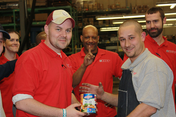 First Annual Harvesters Food Drive 2011