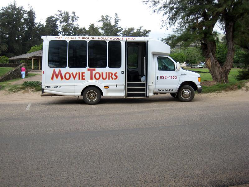 Kauai Movie Tours