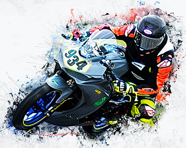 934 Sprint Artwork