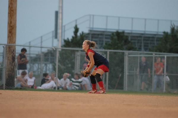 Var Softball vs Pius
