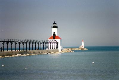 Michigan City Light, Indiana