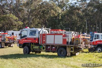 NSW RFS Bucketty Brigade