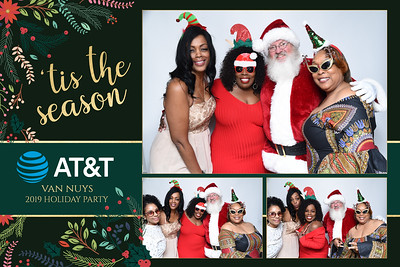 2019.12.19 - AT&T Van Nuys Holiday Party
