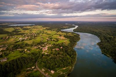 Lithuania landscape
